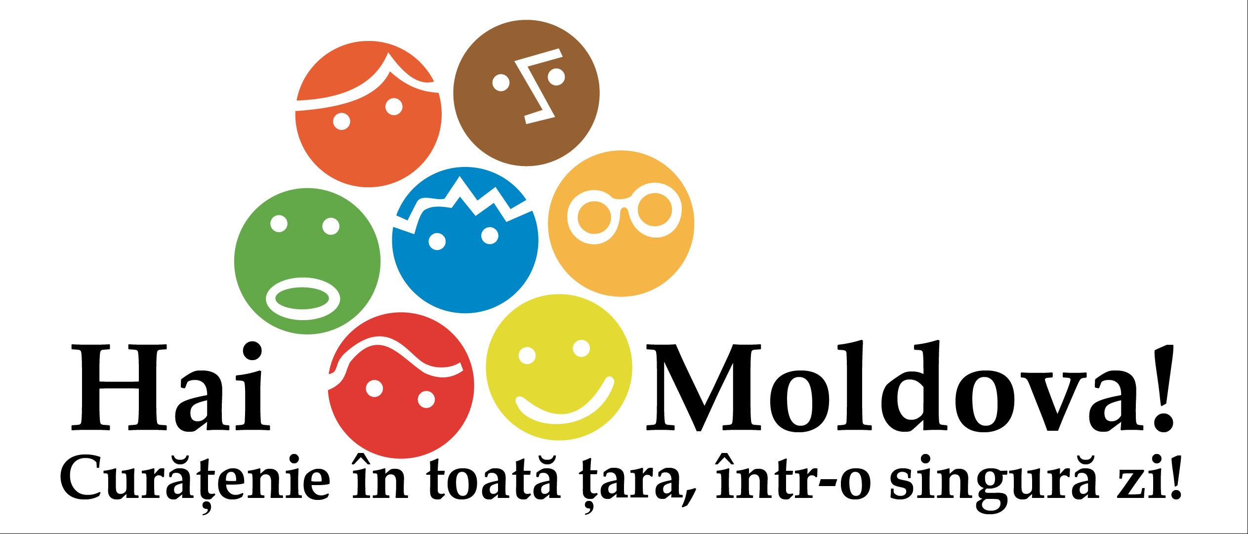 logo Hai Moldova