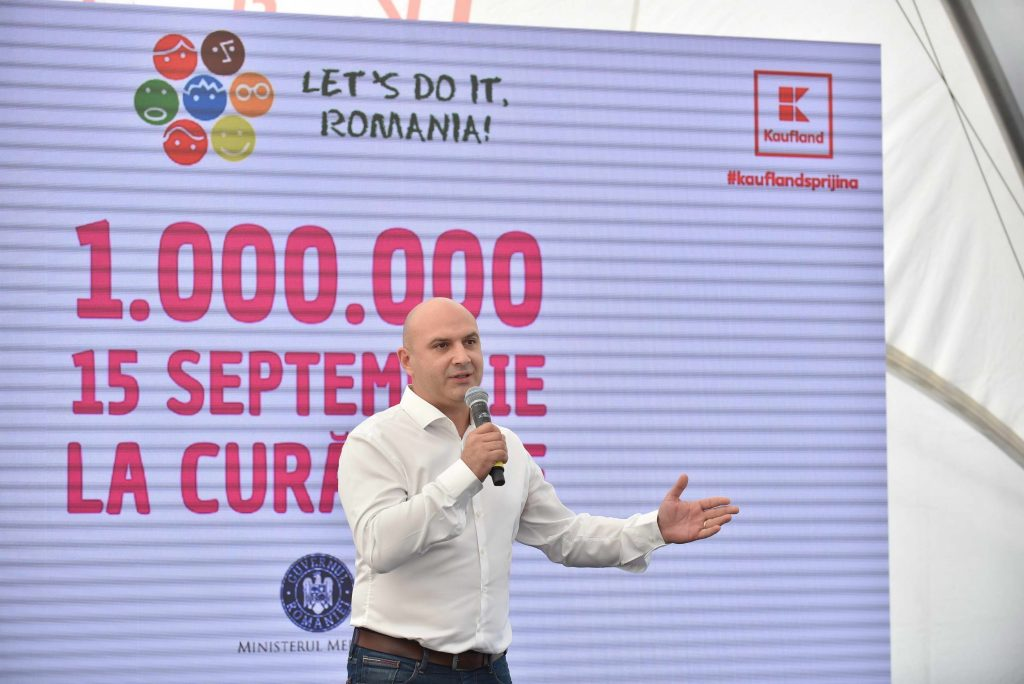Valer Hancaș, Director Comunicare & Corporate Affairs Kaufland România